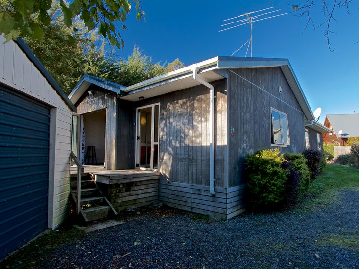 Casa Kune - Ohakune Holiday Home