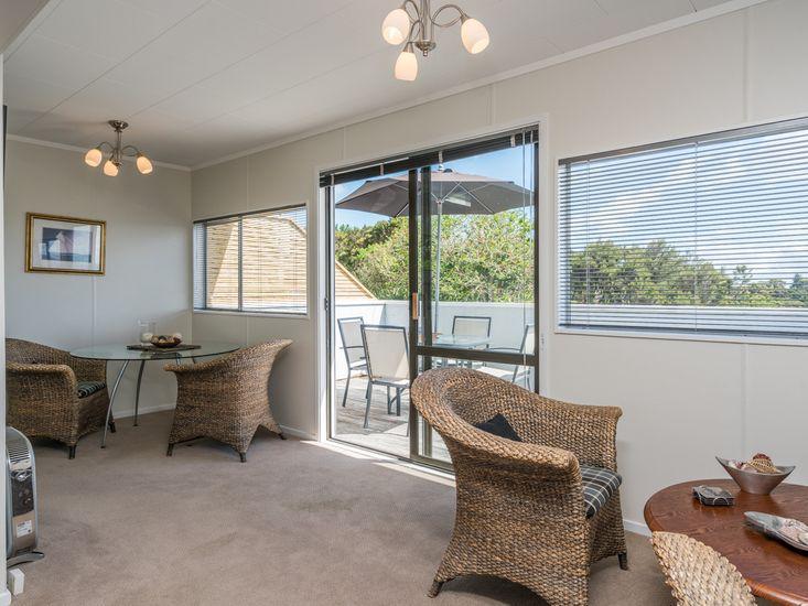 Bedroom 1 - Living Area