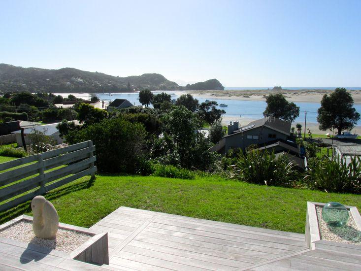 Paradise Views - Mangawhai Holiday Home - Estuary Views