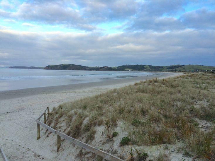 Walkway onto The Beach
