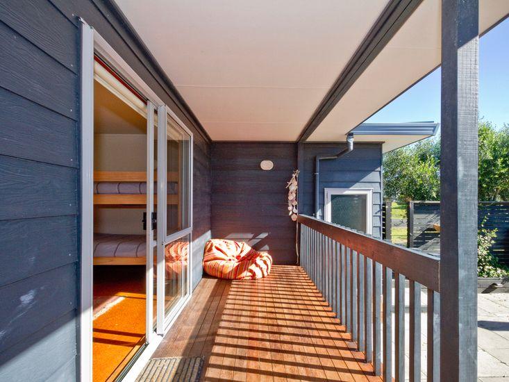 Deck from Bedroom 4