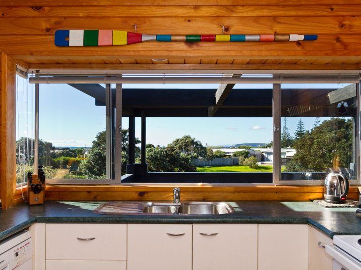 Views form Kitchen