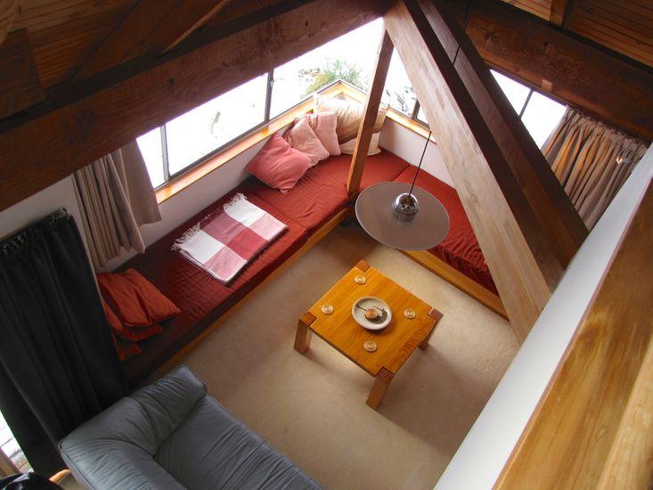 Living Area from Mezzanine