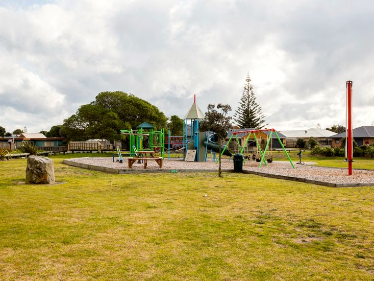 Playground - 2 minute walk from property