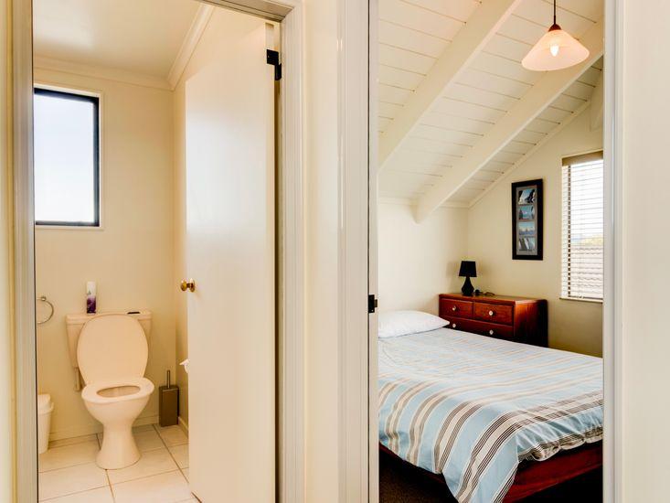 Bedroom 2 & Bathroom