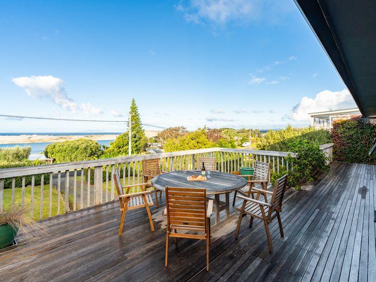 Ocean Views from Talinga Beach House