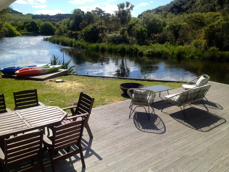 holiday homes in taupo for families