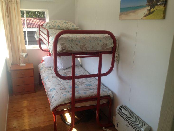 Bedroom 2 Bunks