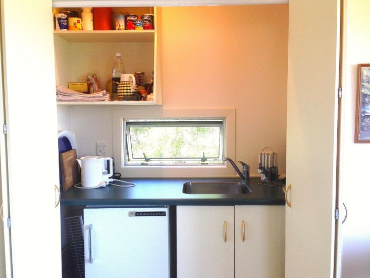 Kitchenette - just off living area upstairs