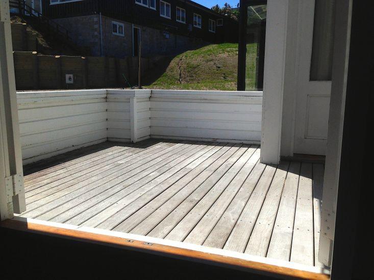 Deck to Bedroom 3