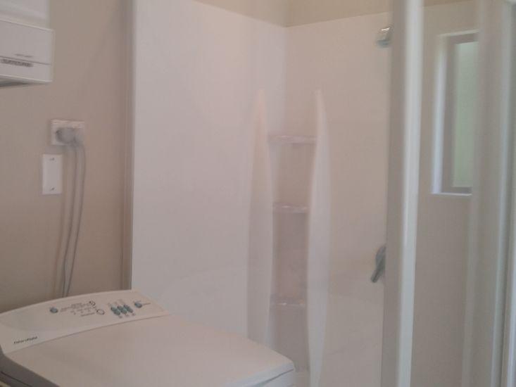 Bathroom and Laundry - Main House