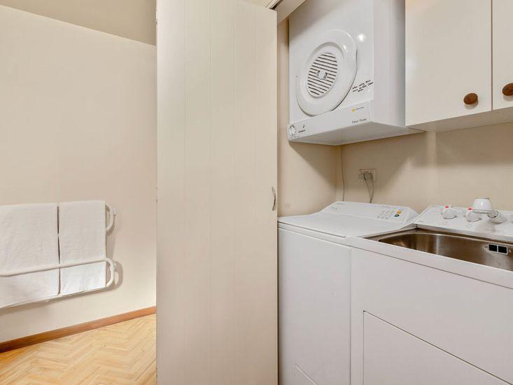 Laundry Area (inside the Bathroom)