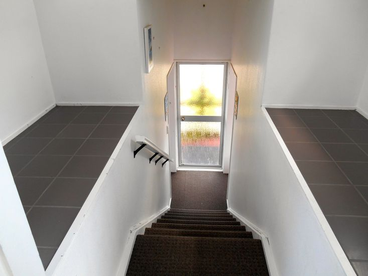 Internal Stairs to Bottom Level