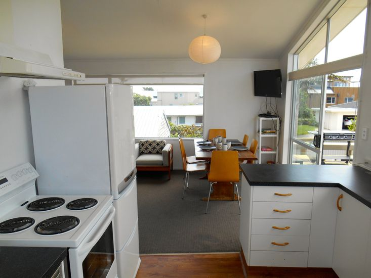 Kitchen and Dining - Top Level