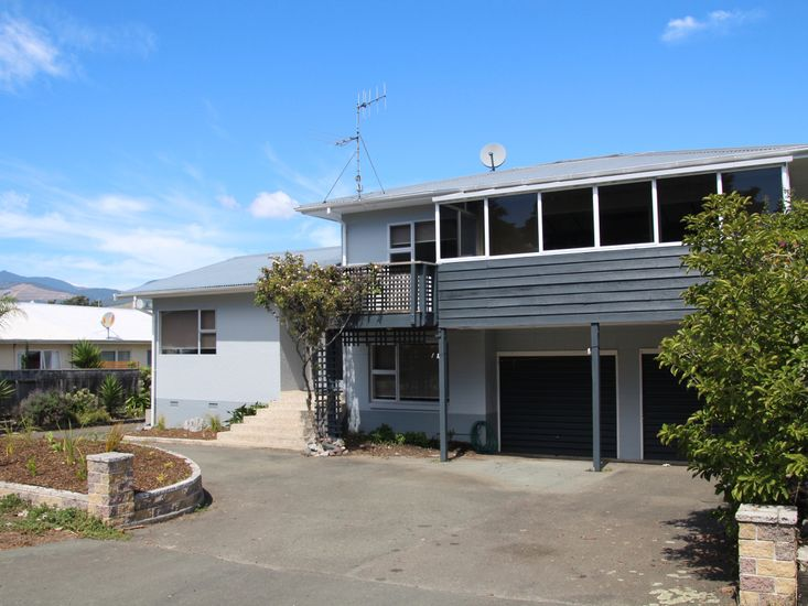 Parkers Cove - Nelson Holiday Home