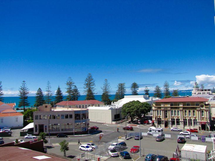 Napier Inner City Apartment - Napier Holiday Apartment