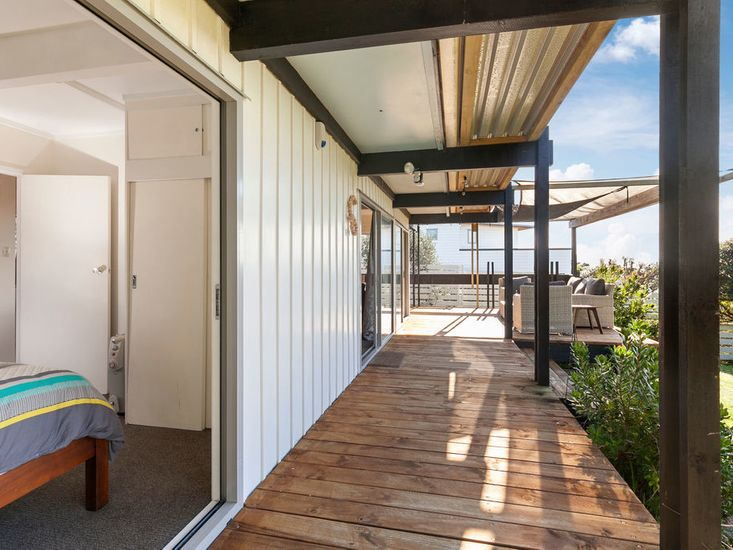Access to Deck from Bedroom 1