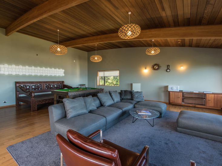 Games Room - Main House