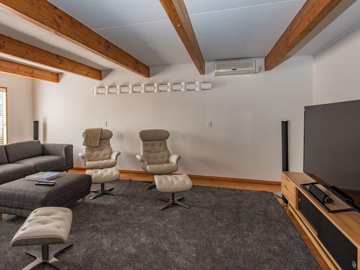 Media Room - Main House