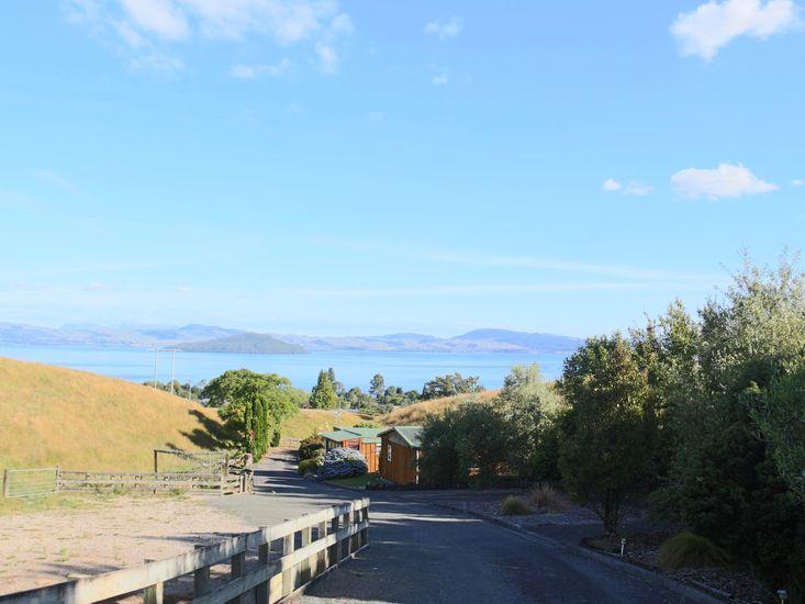 Driveway & Views