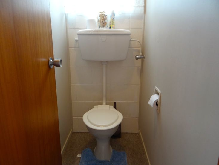 Toilet - Downstairs