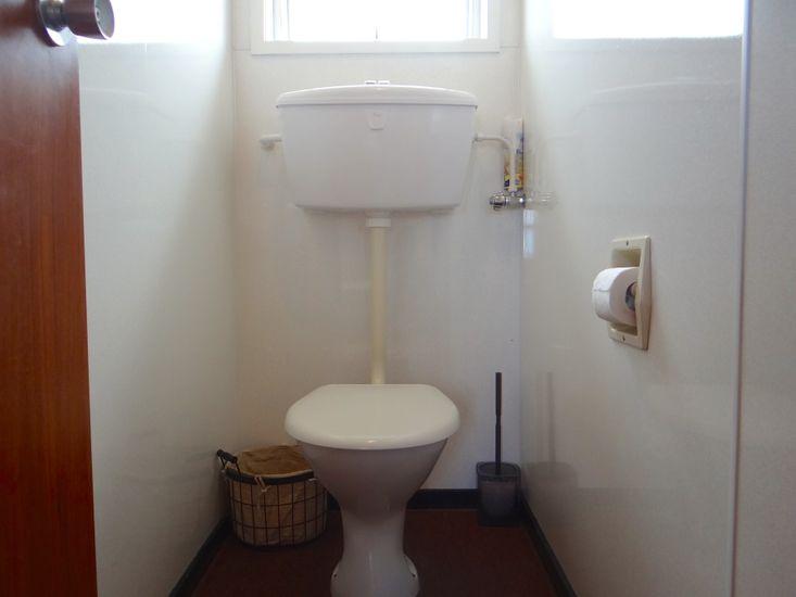 Toilet - Upstairs