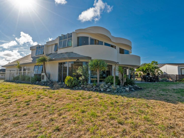 Ocean Vista - Pauanui Holiday Home