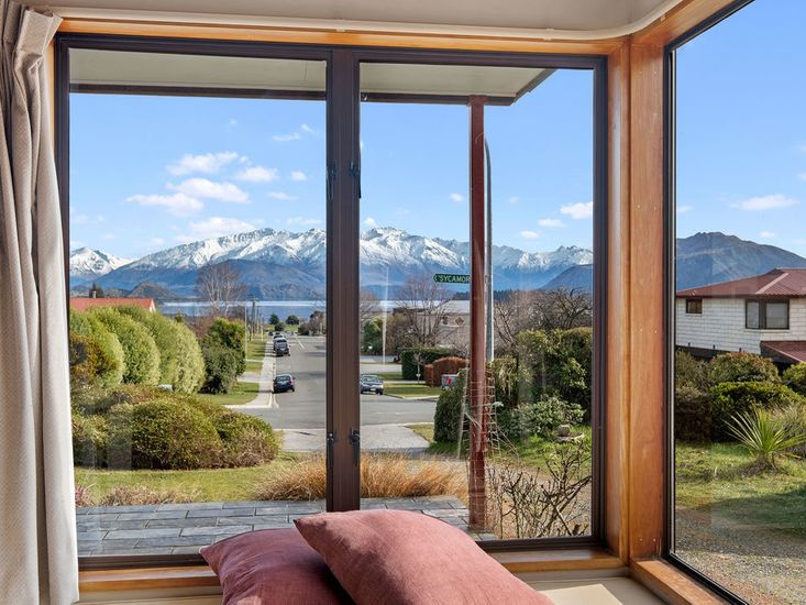 Mountain Views from Lounge