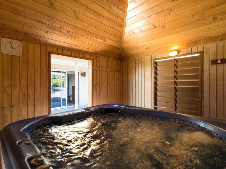 Taupo Accommodation With Private Spa