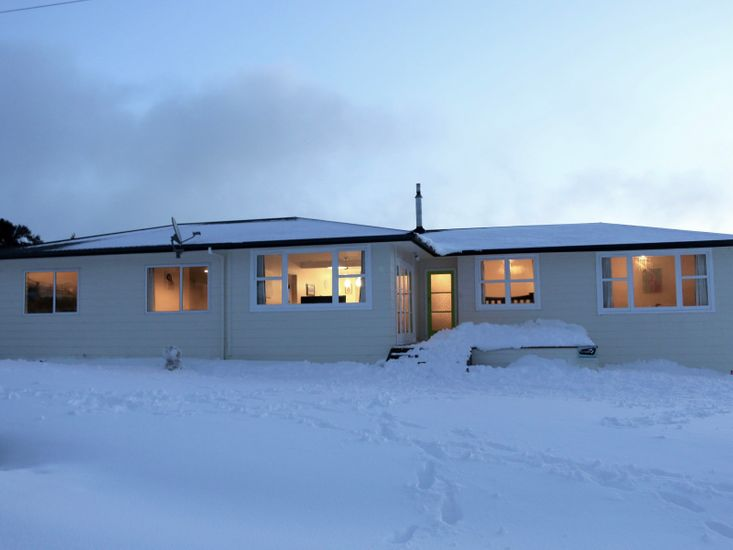 The Nash - National Park Holiday Home