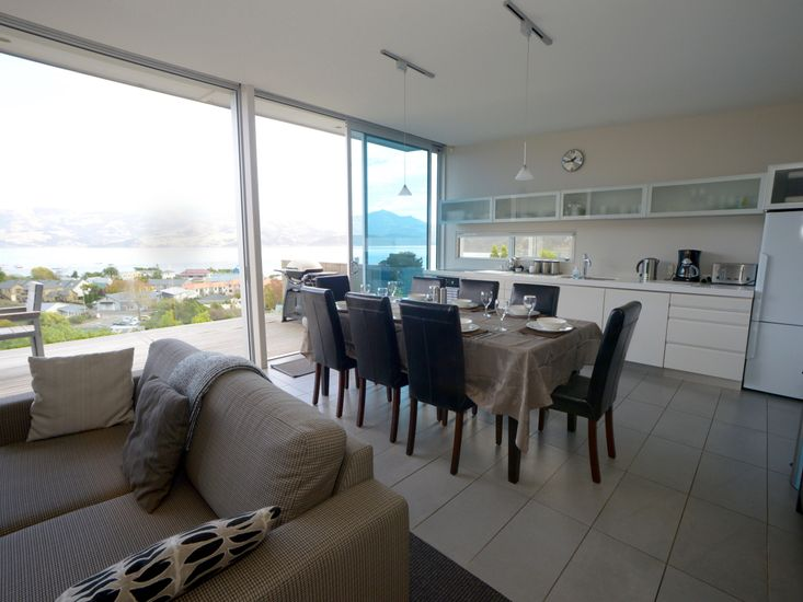 Living Area - Top Floor