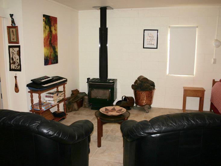 Bedroom 1 / Downstairs Lounge