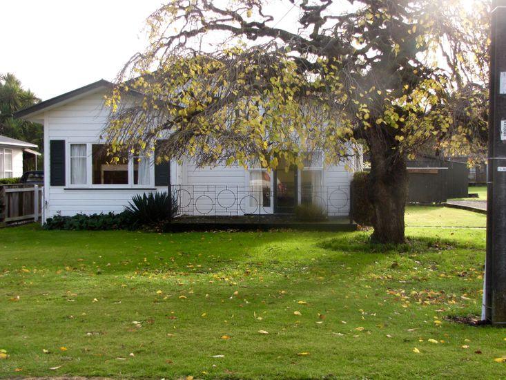 Burnski Lodge - Ohakune Holiday Home