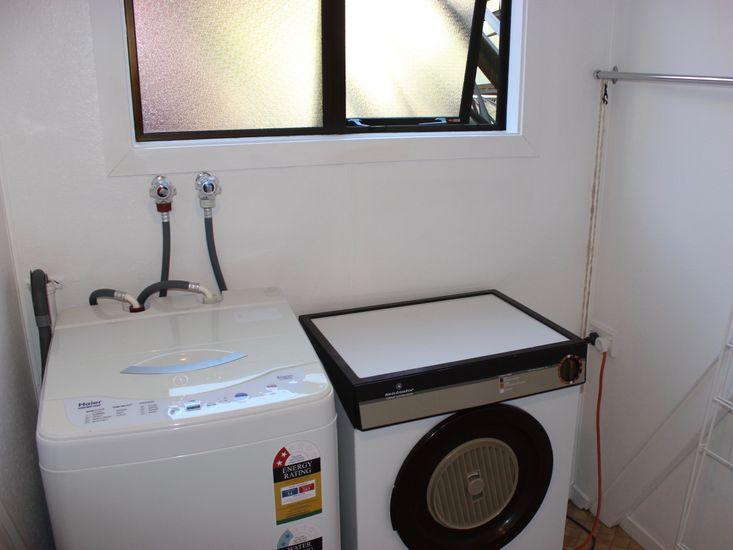 Laundry / Bathroom