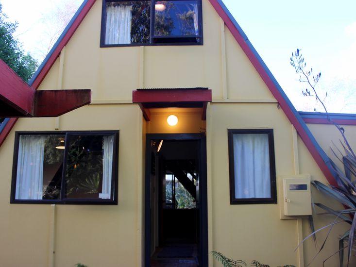 Ace Arawa A-Frame - Ohakune Holiday Home