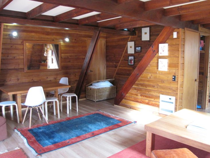 Lucas Chalet - Ohakune Holiday Home
