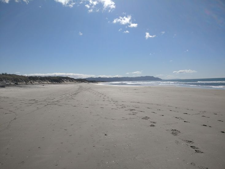 Waihi Beach - Located a 5 minute walk away from the property