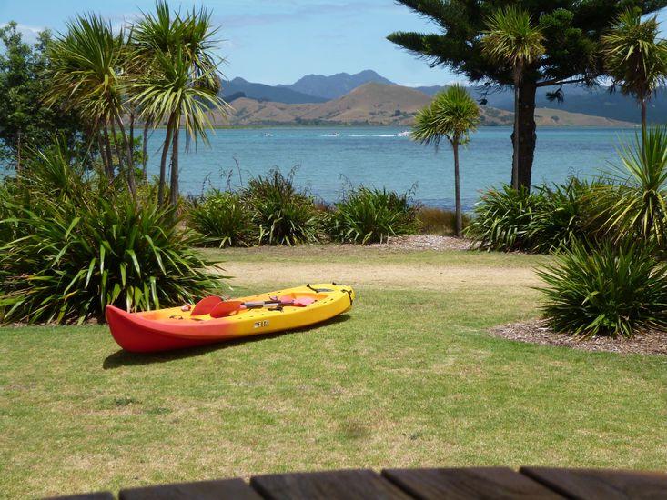 Kayak & Lake