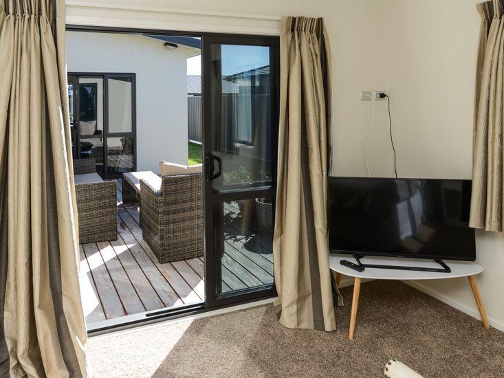 Indoor/Outdoor Living - Bedroom 1