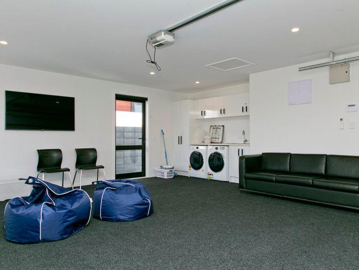 Rumpus Room / Laundry