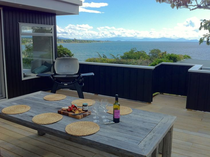 Lakeview House - Taupo Holiday Home