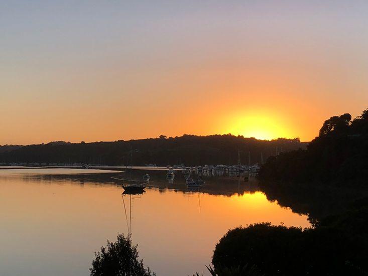 Views of Sunrise