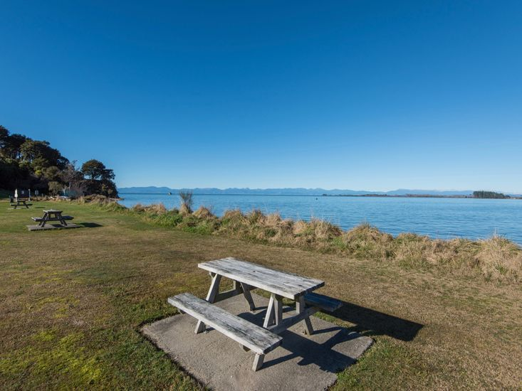 Views from the shore - (100m from property)