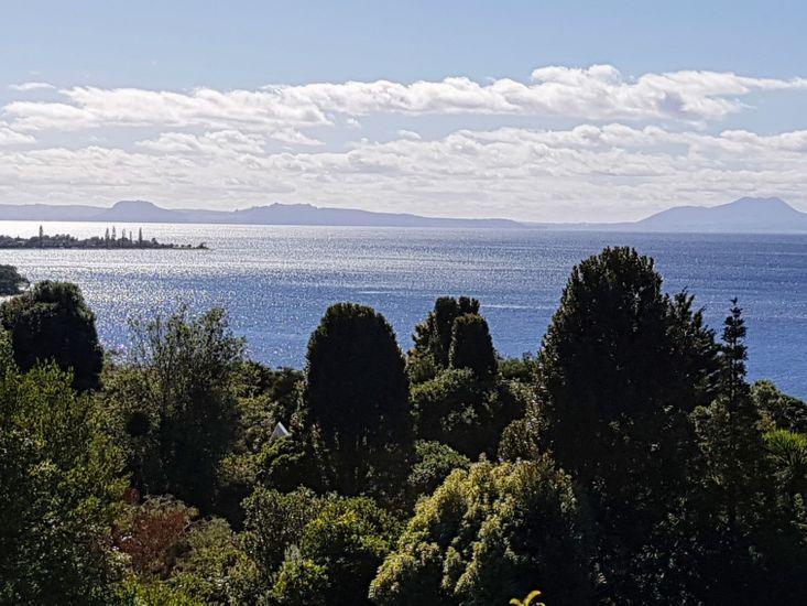 Lake Views from Lake Cottage