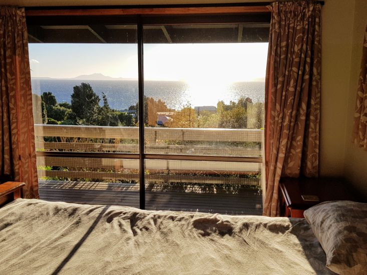 Lake Views from Bedroom 1