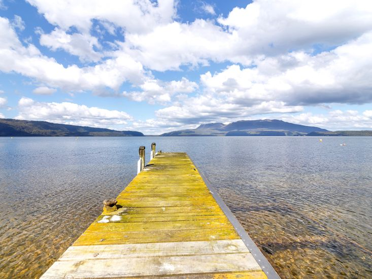 Lake and Jetty Views