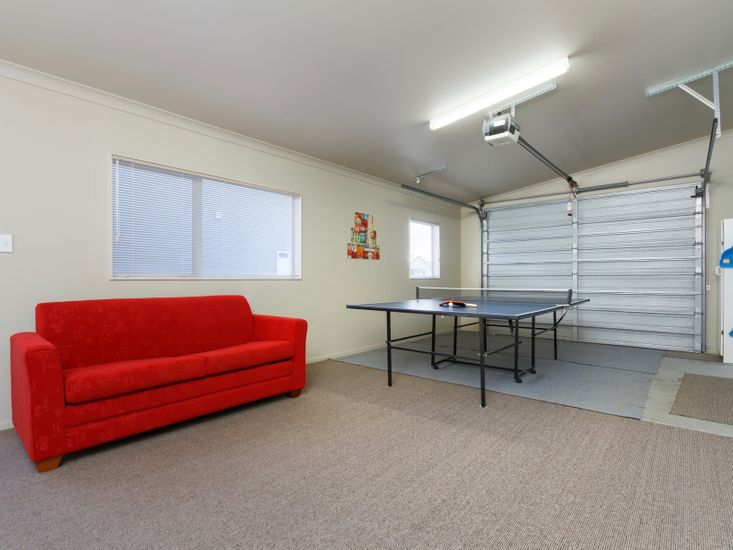 Garage / Rumpus Room