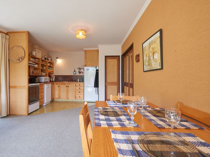 Dining and Kitchen - Upstairs
