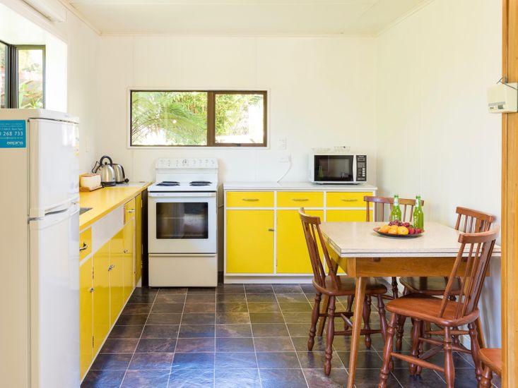 Kitchen, Dining - Downstairs