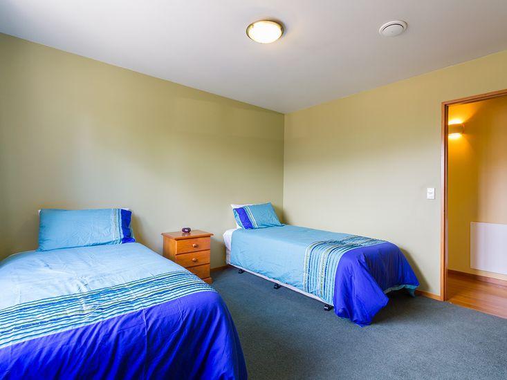 Bedroom 3 - 2 King Singles or Super King